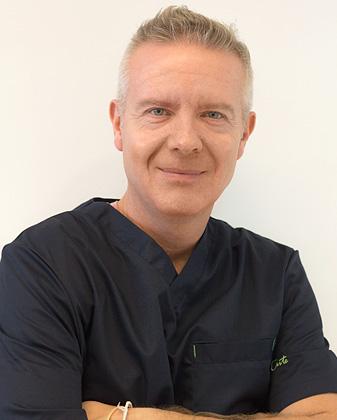 Ivo Gašparac, dr.med.dent., spec. Stom. Protetike